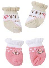 Baby Annabell 2 para otroških nogavic, 43 cm