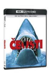 Čelisti (3 disky) - Blu-ray + 4K Ultra HD