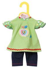 Zapf Creation Dolly Moda Šaty s legínami, 43 cm