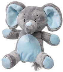My Teddy Môj prvý slon plyšák - modrá