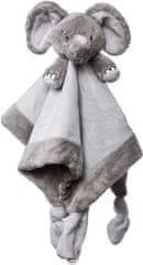 My Teddy Můj první slon muchláček - šedý