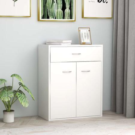 shumee Szafka, biała, 60 x 30 x 75 cm, płyta wiórowa