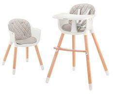 BABY TIGER krzesełko do karmienia feeding high chair Tini