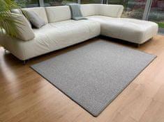 Vopi Kusový koberec Wellington šedý