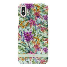 SoSeven Hawai Case Tropical Blue Kryt pro iPhone X/XS
