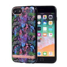 SoSeven Coque Phuket Silikonový Kryt pro iPhone 6/6s/7/8 Tropical Noir (EU Blister)