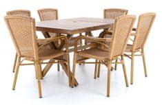 V-Garden AXEL SET 6-AL vrtni komplet sa stolom i stolcima
