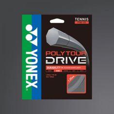 Yonex Poly Tour Drive 125 Set strune, srebrna