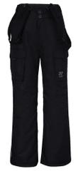 2117 Lillhem Eco otroške smučarske hlače, Black