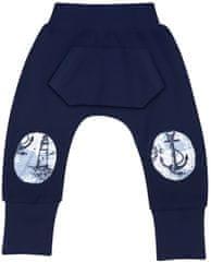 Nini chlapčenské nohavice z organickej bavlny