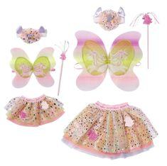 BABY born »Jednorog« odjeća za lutku i djevojčicu