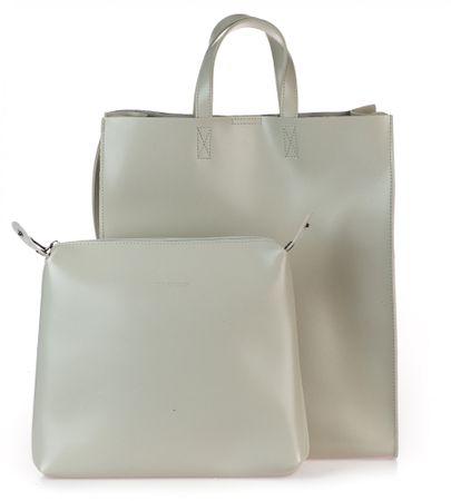 Claudia Canova ženska torbica 84600, siva