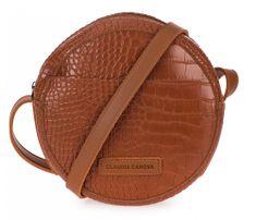 Claudia Canova ženska crossbody torbica 84588, črna