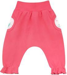 Nini dievčenské nohavice z organickej bavlny