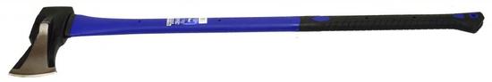 Sekera štiepacia s klínom 2000 g sklolaminátová rukoväť