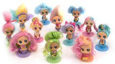 Cobi 78522 Hairdooz bábika s prekvapením