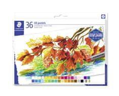 """Staedtler Olejové pastely """"""""Design Journey"""""""", sada, 36 barev"""