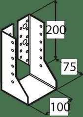 DOMAX Trámová papuča - WBZ 32