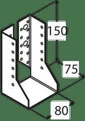 DOMAX Trámová papuča - WBZ 27