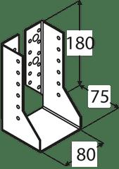 DOMAX Trámová papuča - WBZ 28