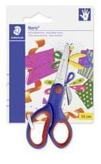 """Staedtler Nůžky """"Noris Club"""", modré, dětské, 14 cm"""