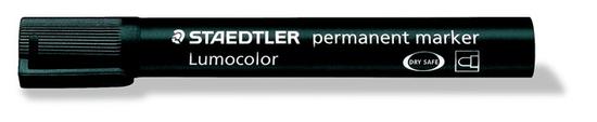 """Staedtler Permanentní popisovač """"Lumocolor 352"""", černá, 2 mm, kuželový hrot"""