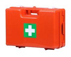 ŠTĚPAŘ Plastový kufřík ABS s přihrádkami střední