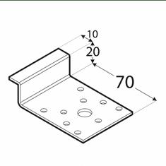 DOMAX Uholník - LZ 0