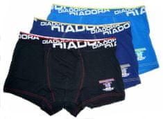 Diadora 805 chlapecké boxerky Barva: černá, Velikost oblečení: 7-122
