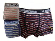 Diadora 115 chlapecké boxerky Barva: modrá, Velikost oblečení: 7-122