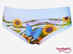 Lovelygirl LovelyGirl kalhotky dámské 8435 Barva: tyrkysová, Velikost oblečení: S