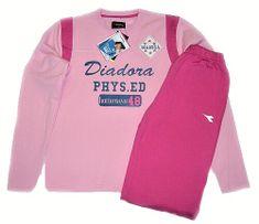 Diadora 62156 dámské pyžamo Barva: modrá, Velikost oblečení: S