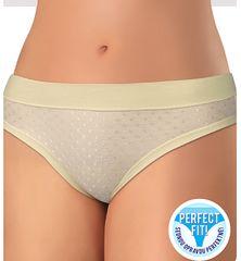 Andrie PS 2757 dámské kalhotky Barva: bílá, Velikost oblečení: M