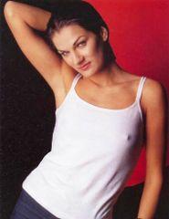 Andrie PS 1185 dámská košilka Barva: fialová, Velikost oblečení: XL