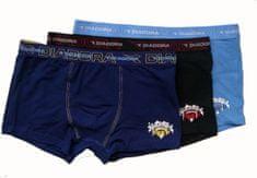 Diadora 882 chlapecké boxerky Barva: modrá, Velikost oblečení: 7-122