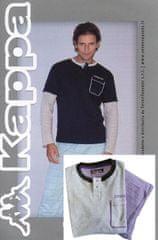 Kappa 4202 pánské domácí oblečení Barva: modrá, Velikost oblečení: M