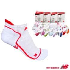 New Balance NEW BALANCE NBD27 Yoga vel.35-40 2páry dámské ponožky Barva: červená, Velikost oblečení: 35-40