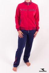 Diadora 675 dámská sportovní souprava Barva: červená, Velikost oblečení: S