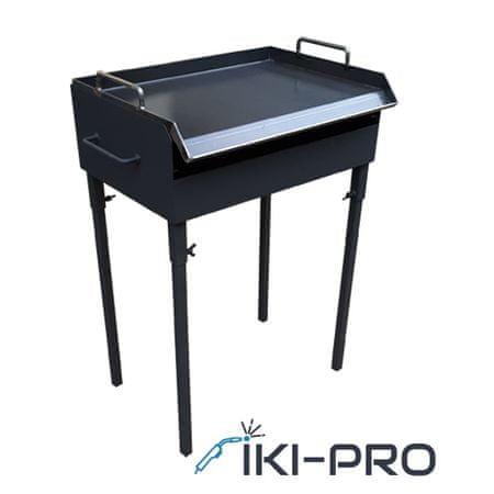 IKI-PRO Plošča za žar na oglje 60 x 40 cm