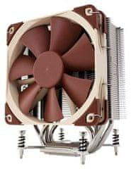 Noctua NH-U12DX i4 procesorski hladilnik z ventilatorjem, 120mm