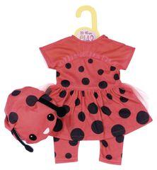 Zapf Creation Dolly Moda Oblečenie ''Lienka'', 43 cm