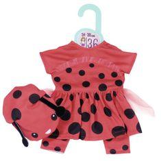 Zapf Creation Dolly Moda Oblečenie ''Lienka'', 36 cm