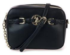 U.S. Polo Assn. černá crossbody kabelka Delaware Crossbody Bag
