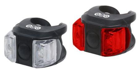 Just One zestaw lampek rowerowych Alien 5.1 Set