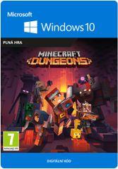 Microsoft Minecraft Dungeons - Standard Windows 10, el. licencie (SYA-00004)