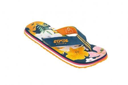 Cool Shoe ženski natikači Eve Slight Flower 37-38, modri