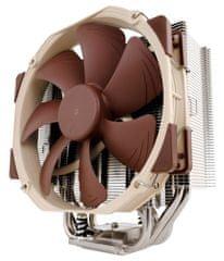 Noctua NH-U14S procesorski hladilnik z ventilatorjem, 140mm
