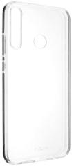 FIXED TPU gélové puzdro pre Huawei P40 Lite e FIXTCC-509, číre
