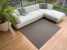Vopi Kusový koberec Porto hnedý