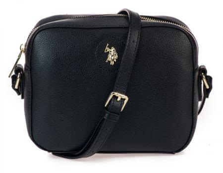 U.S. POLO ASSN. Jones S Crossbody Bag fekete crossbody táska